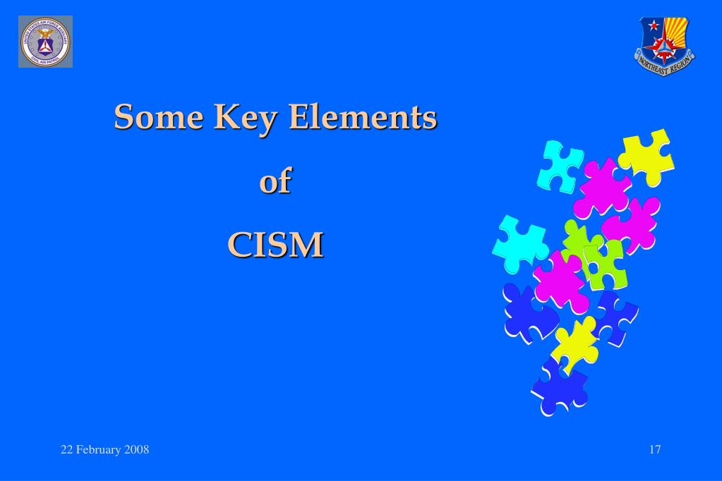 Some Key Elements