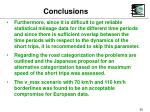 conclusions59
