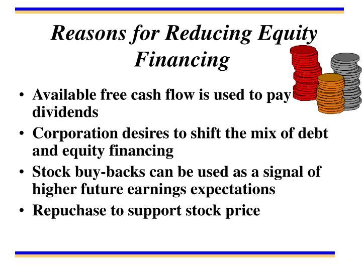 the pros and cons of debt and equity financing 6-10-2018  1 the advantages and disadvantages of debt and equity financing  pros and cons of debt you should rely more on debt, as opposed to equity,.