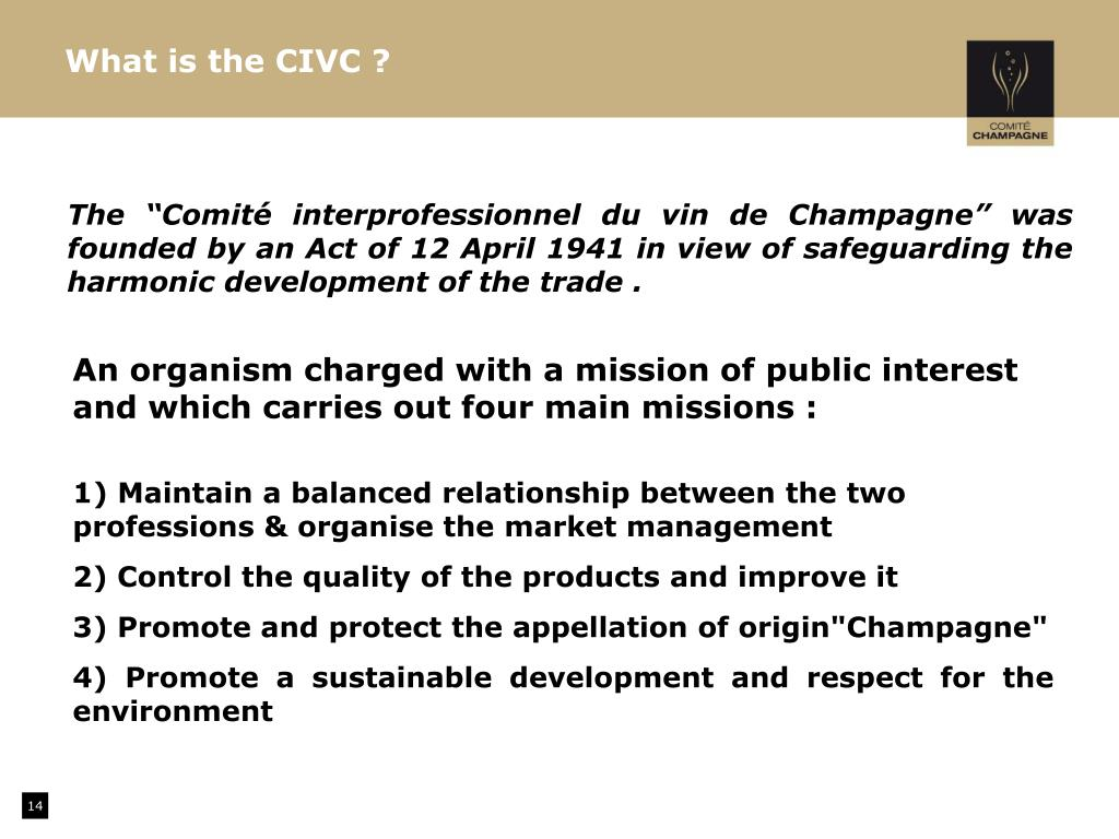 What is the CIVC ?