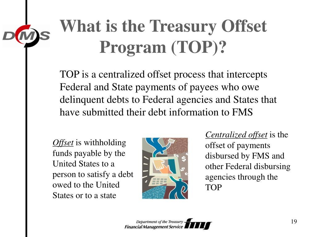 What is the Treasury Offset Program (TOP)?