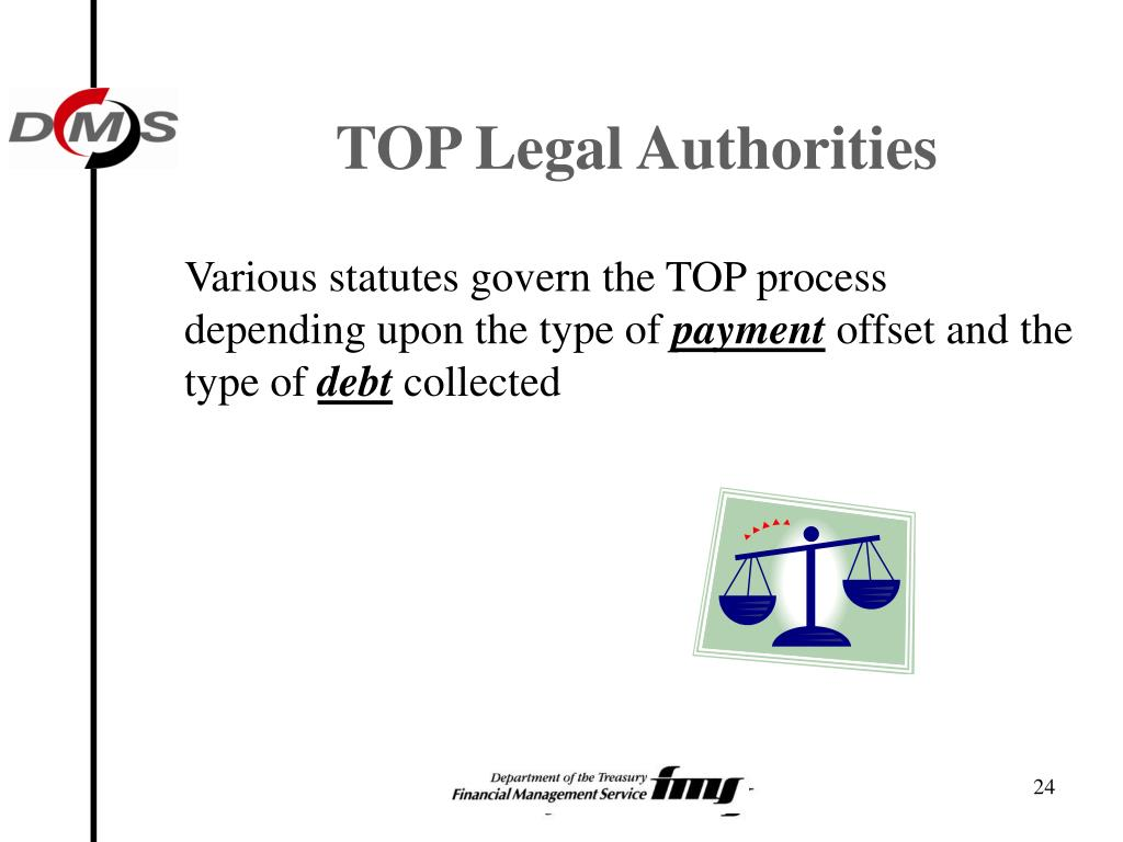 TOP Legal Authorities