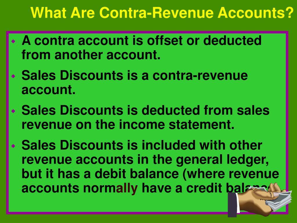 What Are Contra-Revenue Accounts?