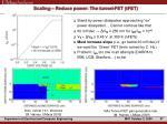 scaling reduce power the tunnel fet tfet