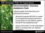 md strategic plan for agriculture31