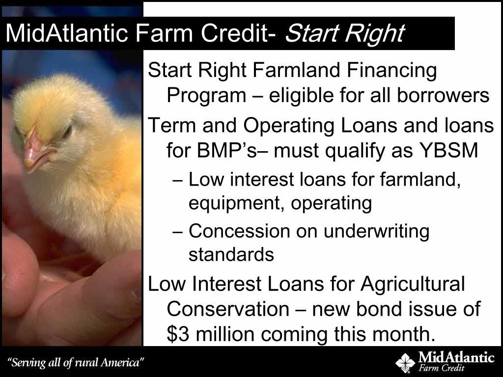 MidAtlantic Farm Credit-