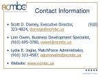 contact information55