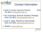 contact information64