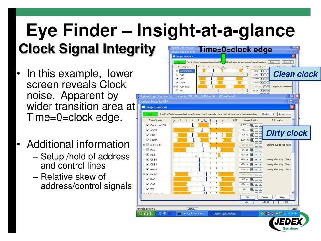 Eye Finder – Insight-at-a-glance