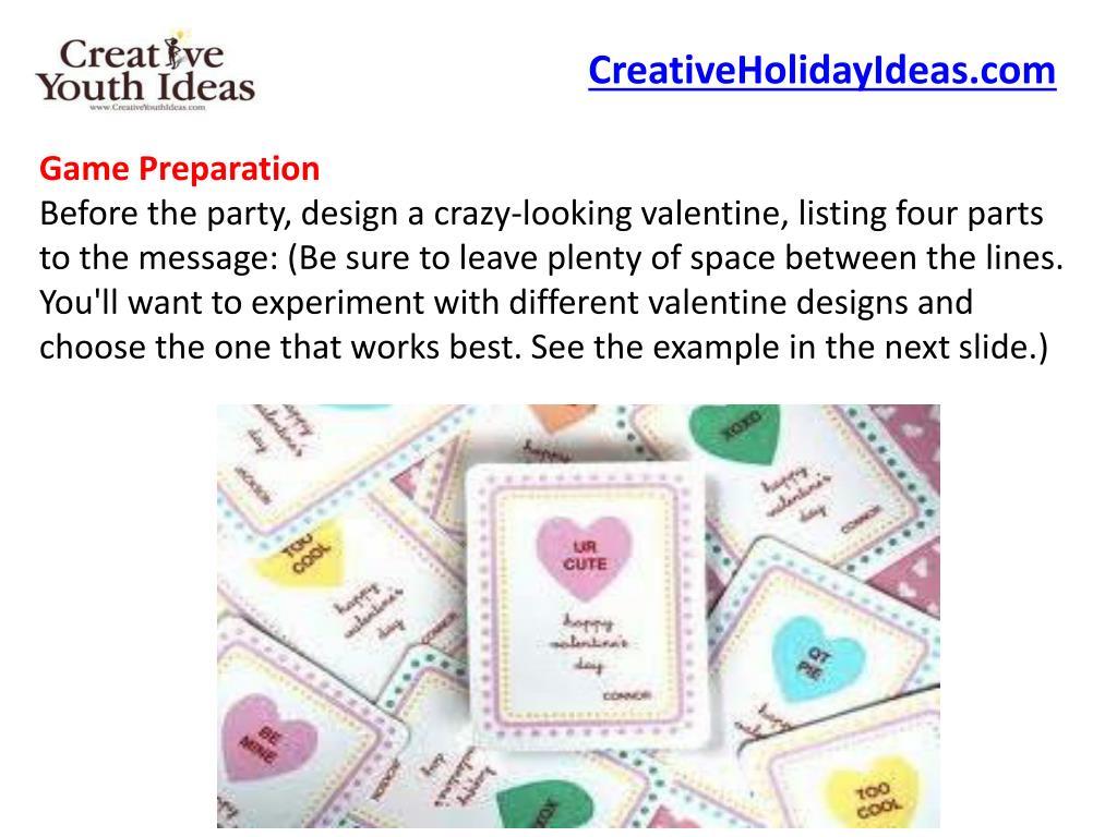 CreativeHolidayIdeas.com