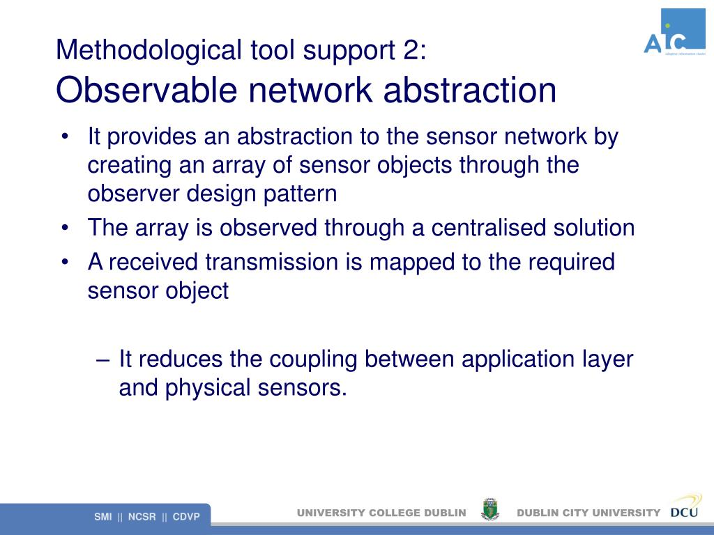 Methodological tool support 2: