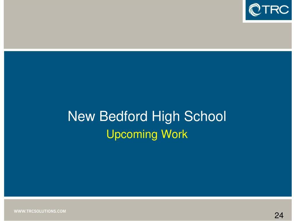 New Bedford High School