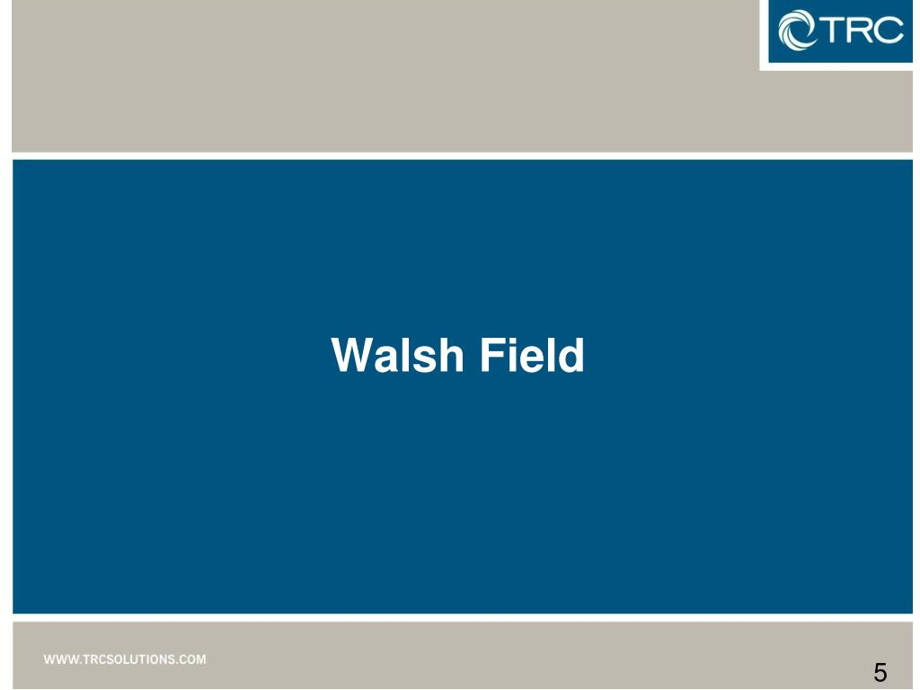 Walsh Field