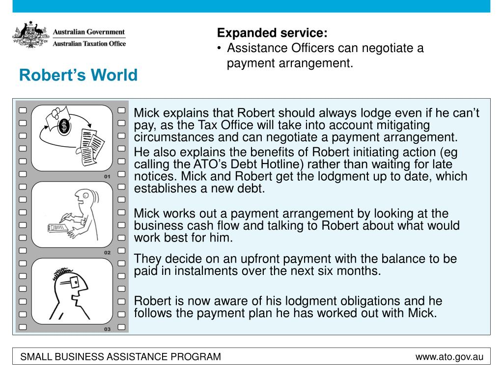 Expanded service: