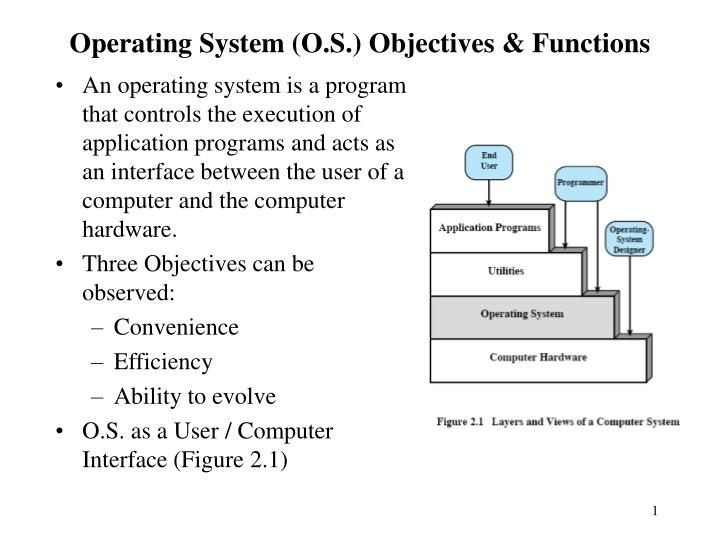 functions of the operating system computer science essay Introduction to computers  of the software and the operating system differ software that is designed for  system software: helps run the computer.
