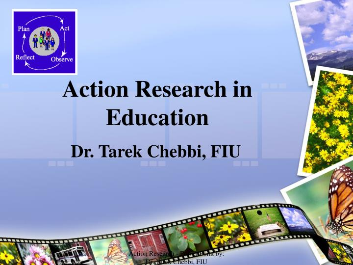 action research topics in science pdf