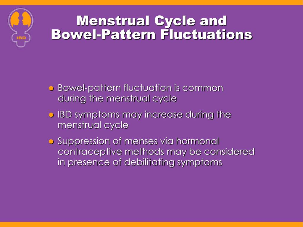 Menstrual Cycle and