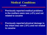 medical conditions n 8 000