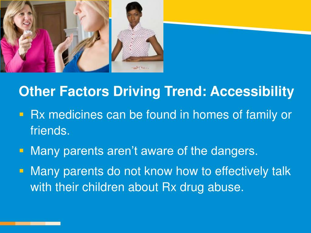 Other Factors Driving Trend: Accessibility