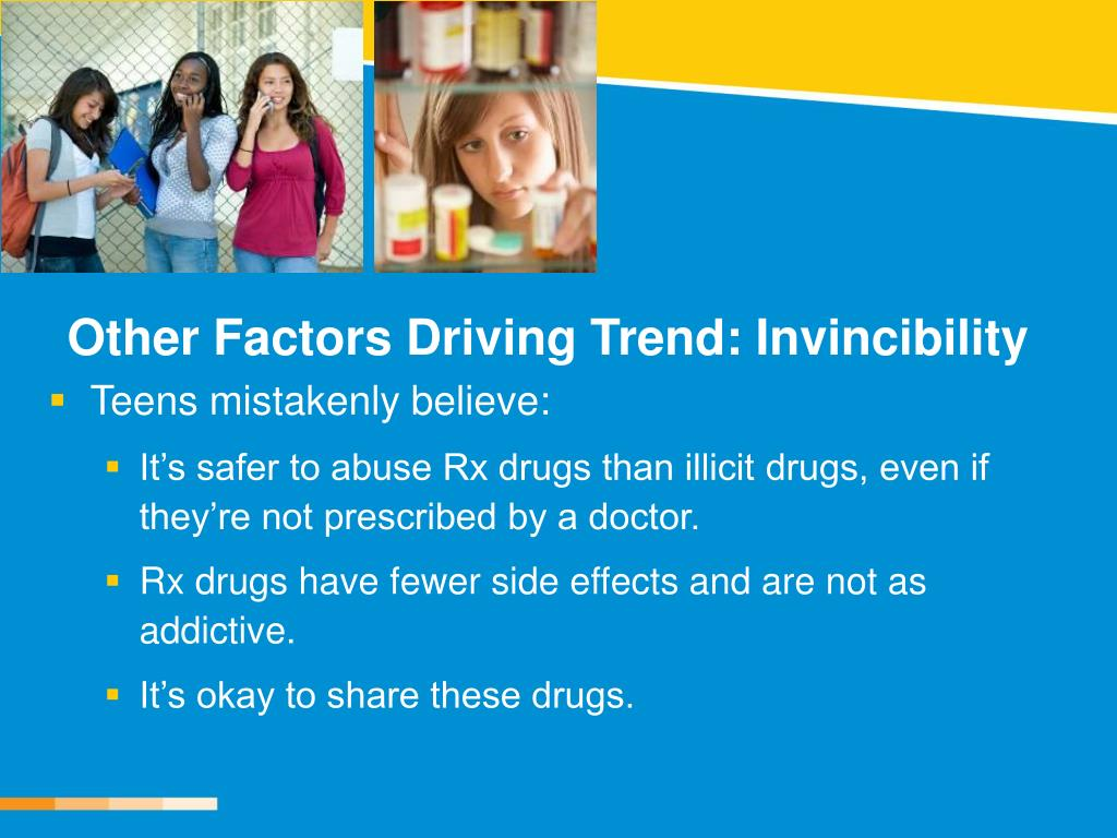 Other Factors Driving Trend: Invincibility