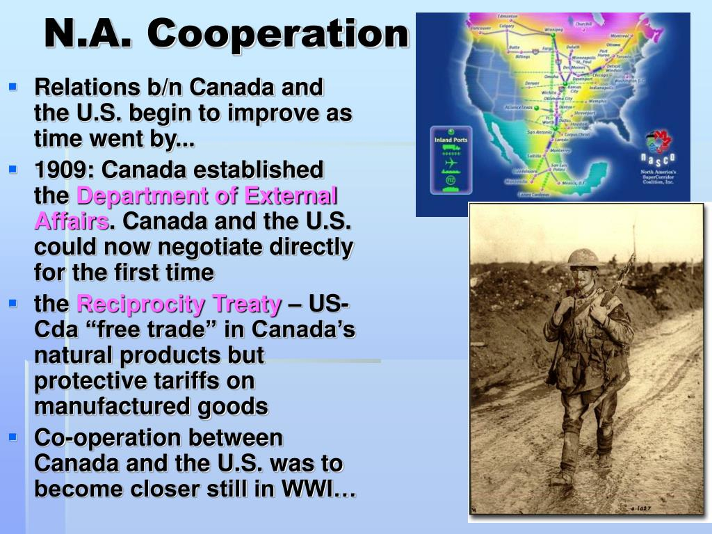 N.A. Cooperation