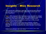 insights misc research31