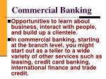 commercial banking7