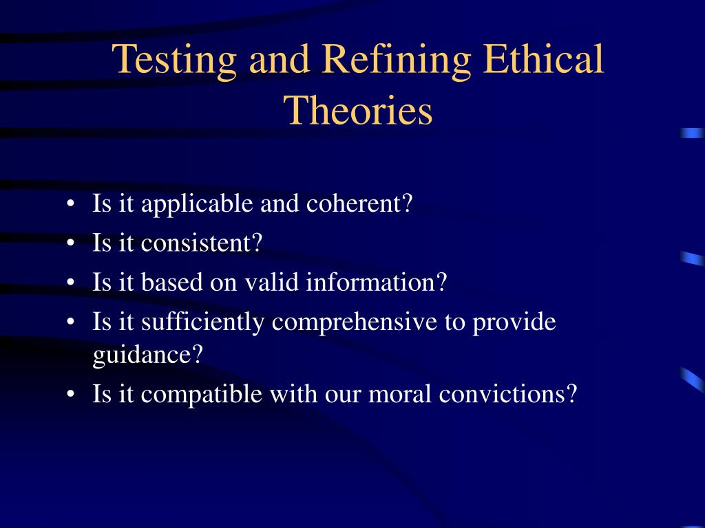 theory and reasoning essay A moral reasoning perspective on ethical theories (essay sample) the theory of virtue ethics lays a lot of emphasis on an individual's character to.