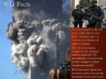 9 11 facts9