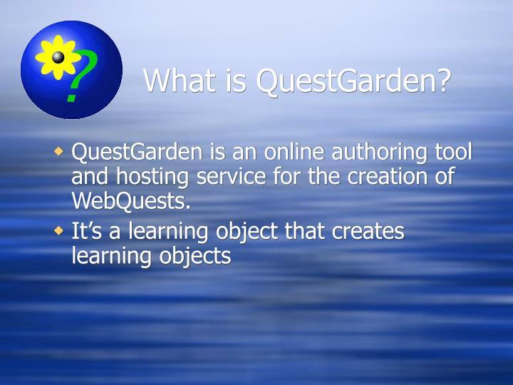 What is questgarden