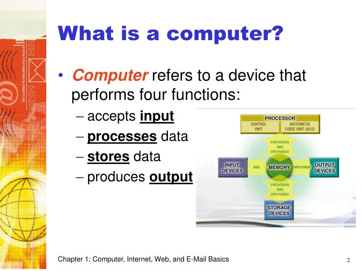 What is a computer