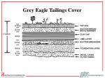 grey eagle tailings cover