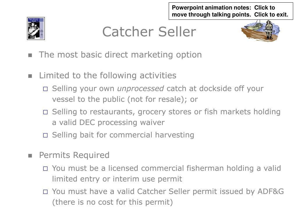 Catcher Seller