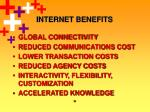 internet benefits