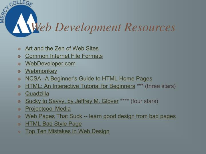 Ppt Designing A Faculty Website Powerpoint Presentation Id242901