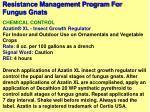 resistance management program for fungus gnats74