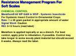 resistance management program for soft scales28