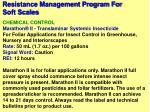 resistance management program for soft scales29