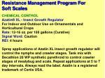resistance management program for soft scales30