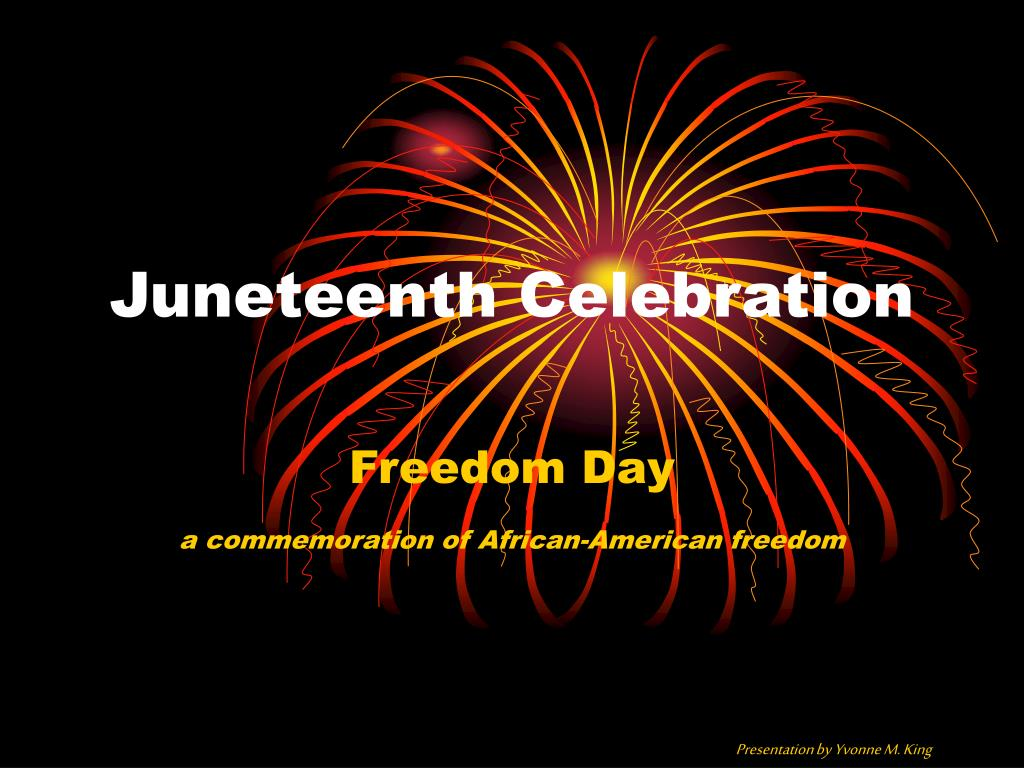 juneteenth celebration l.