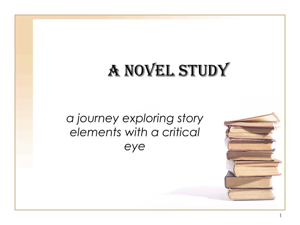a novel study l.