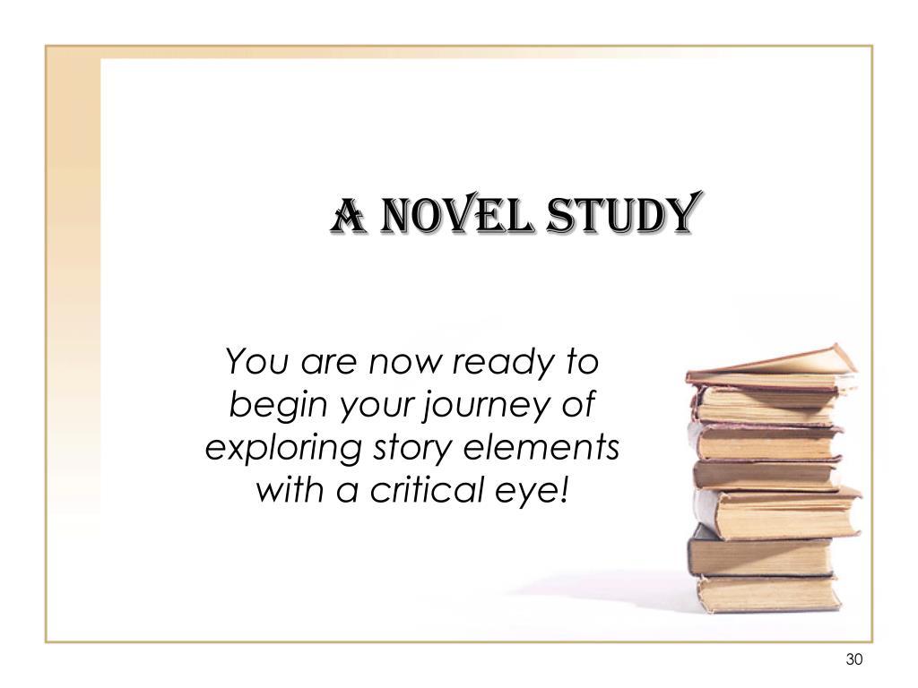A Novel Study