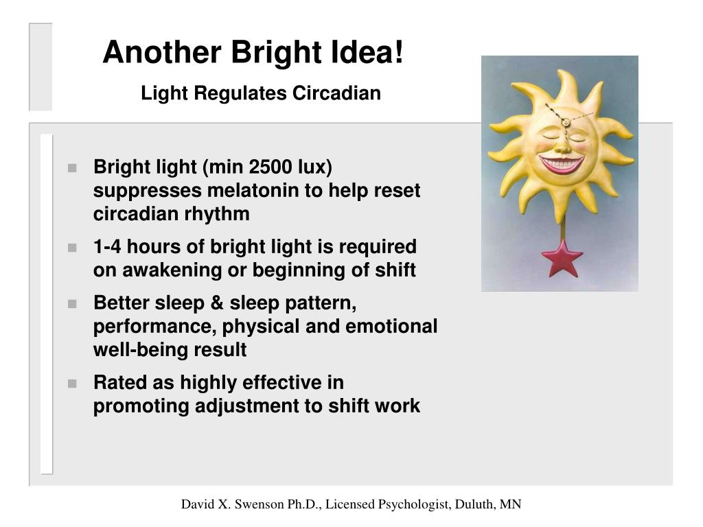 Another Bright Idea!