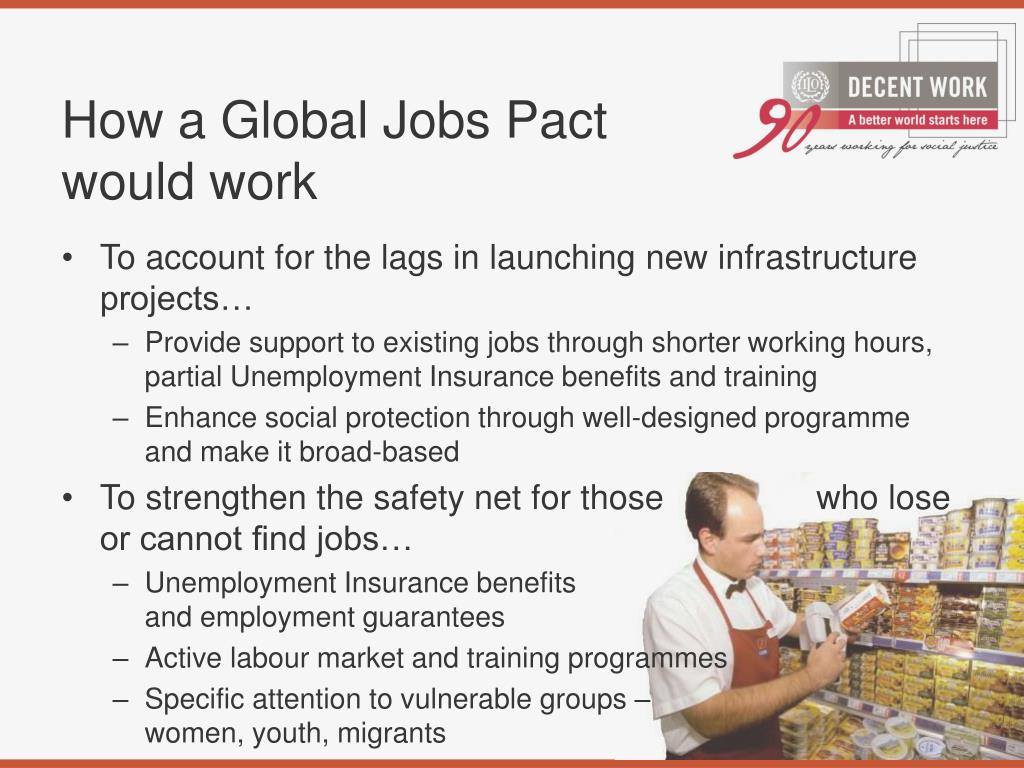 How a Global Jobs Pact would work