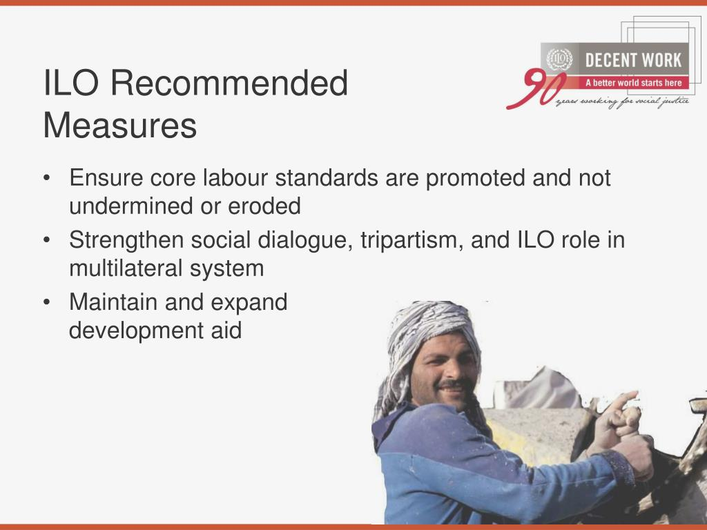 ILO Recommended Measures