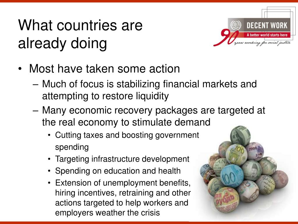 What countries are already doing