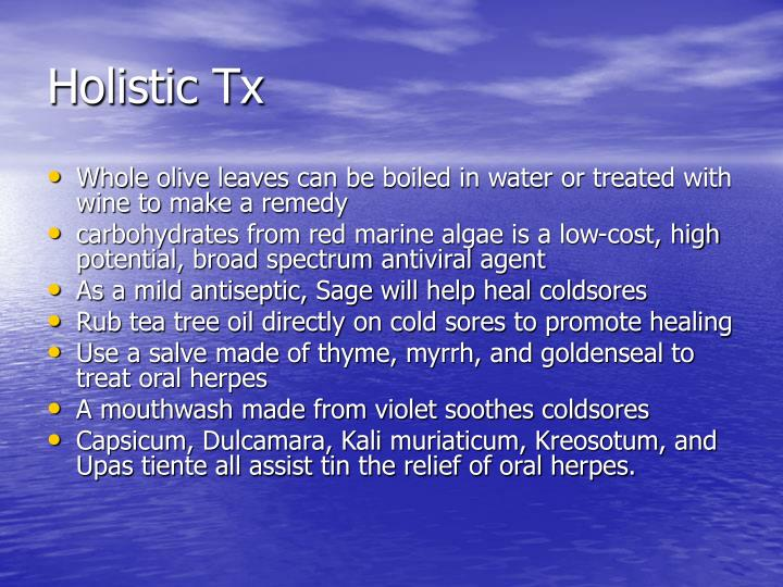 Holistic Tx