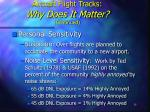 aircraft flight tracks why does it matter continued15