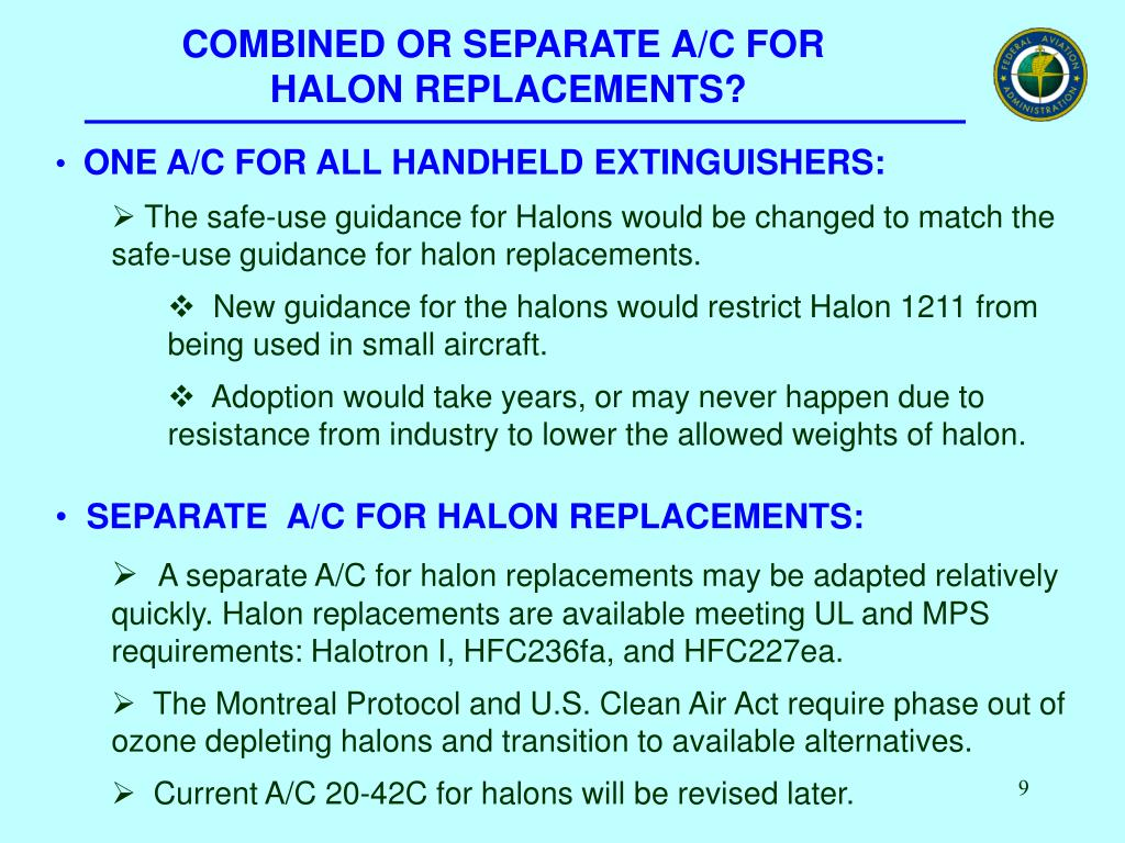 COMBINED OR SEPARATE A/C FOR