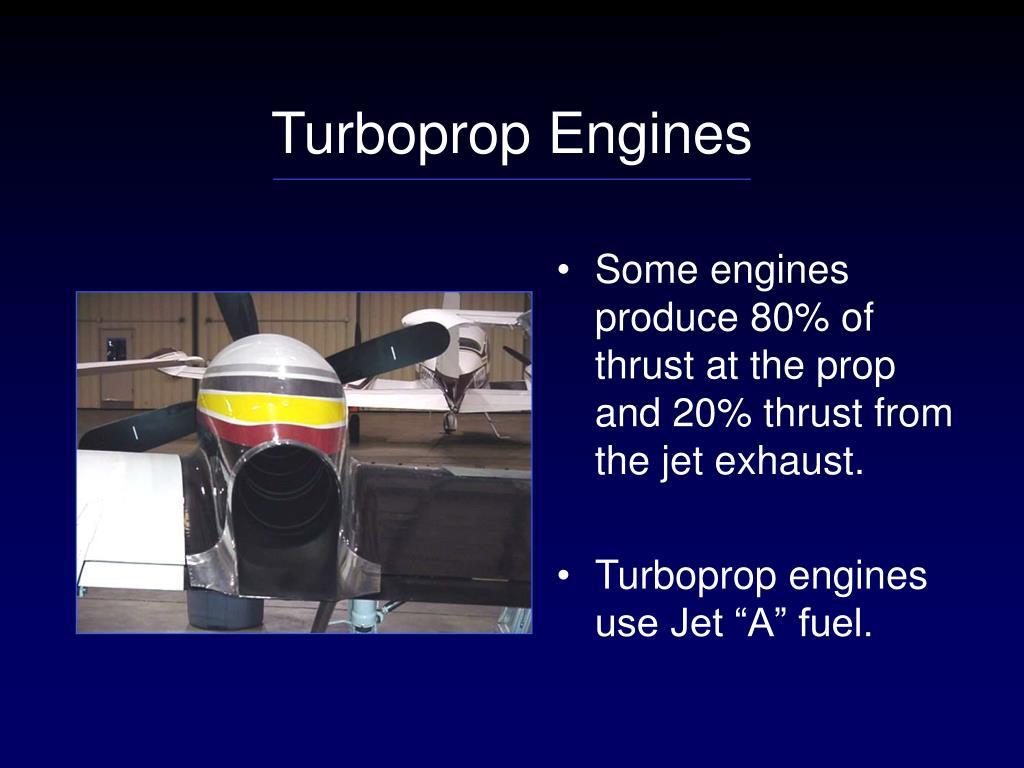 Turboprop Engines